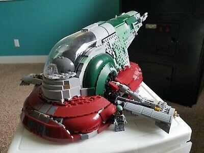 Lego Star Wars - Slave 1 (75060) - Retired Set w/ original instructions