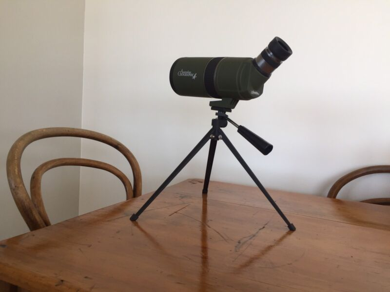 Telescope spotting scope miscellaneous goods gumtree australia