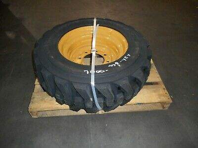One 1 Titan Hd 2000 Ii 10-16.5 Tire Rim Right Hand For Skid Steer Loaders