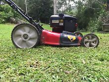 "Rover 21"" 4 stroke mower - high wheel, easy start Yarramalong Wyong Area Preview"