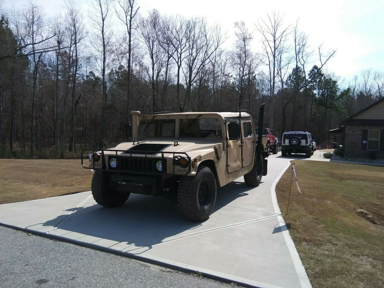 1993 US Military HMMWV M1038 A2 Four door truck