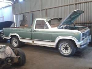 1983 Ford F100 Ute Whyalla Whyalla Area Preview