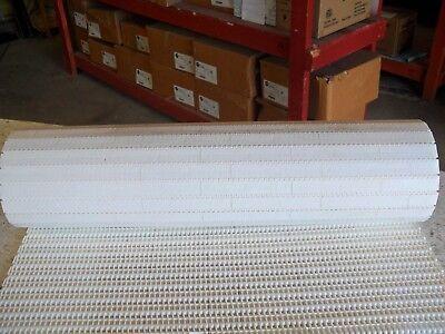 Qty 8 Long X 30 Wide Conveyor Plastic Chain Beltingwhite Rexnord