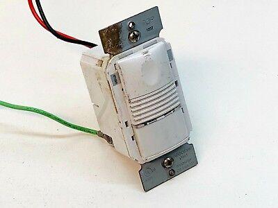 Wattstopper Pw-100 Passive Infrared Pir Occupancy Sensor 120277v 800-1200w Max
