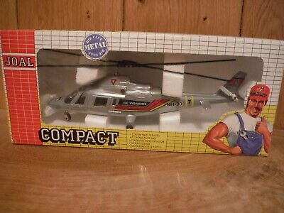 Joal Compact 182 Agusta Helicopter boxed N002