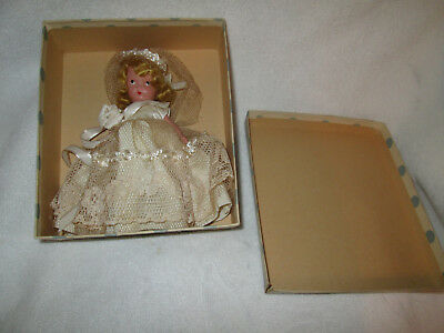 NANCY ANN STORY BOOK DOLL BRIDE #86 IN BOX