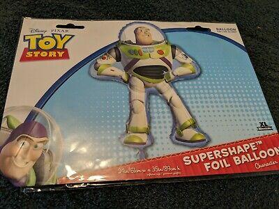 Buzz Lightyear Mylar Foil Balloon Party Decorating Supplies 24×35. Free shipping](Balloon Buzz Lightyear)