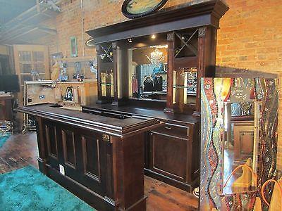 Retirement community bar - custom made