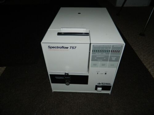 ABI Analytical Kratos Division Spectroflow 757 Absorbance Detector
