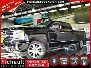 Chevrolet Silverado 1500 High Country CREW CAB *** CUIT TOIT GPS