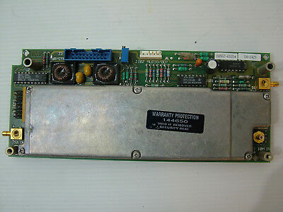 Hp 08562-65054 Audio Board For 8562a