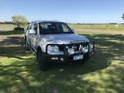 2010 Nissan Navara ST D40 Auto 4x4 Dual Cab Glengarry Wellington Area Preview