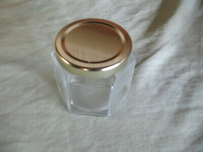 small glass jars 4 oz with lids