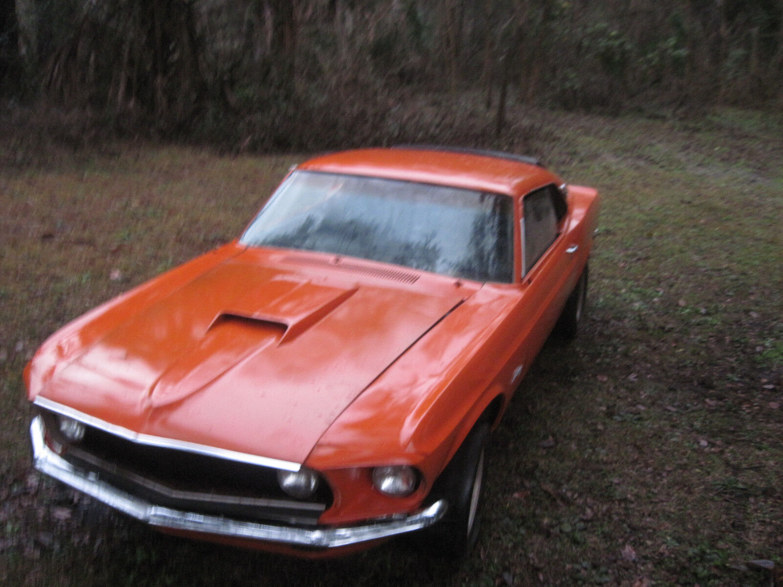 1969 Ford Mustang  1969 custom built Fastback. with 331 performance STROKER engine. Former racecar