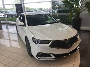 2019 Acura TLX Tech A-Spec SH-AWD Lease Takeover.