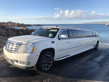 Limousine, limo for hire Margaret river southwest wine region