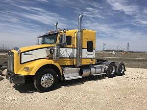 2012 Kenworth T800 For Sale