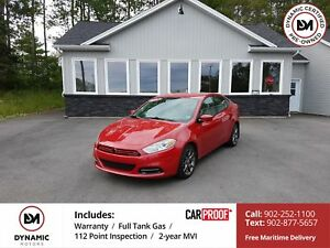 2013 Dodge Dart SXT/Rallye SOLD!!!