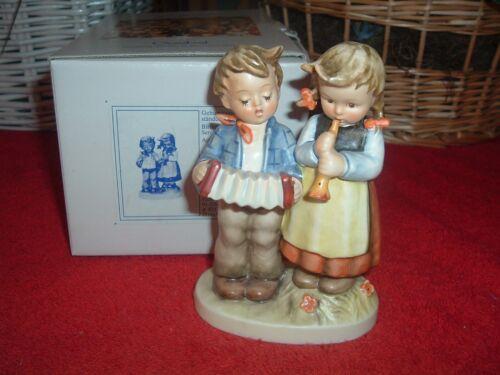 HUMMEL  Birthday Serenade, 218/0, TMK-6, NEW, Mint, w/Original Box