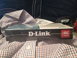 D-link wireless ac1200 dual band USB adapter