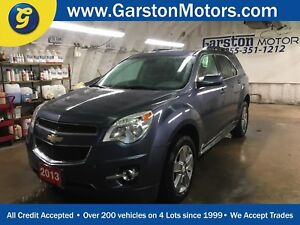 2013 Chevrolet Equinox LT*BACK UP CAMERA**POWER DRIVER SEAT*HEAT