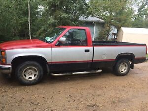 1988 Chevy 2wd price not firm