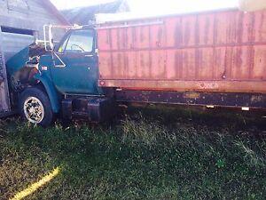 3 ton Grain Truck