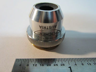 Microscope Part Objective Reichert Austria 2.5x Optics Bin24-57-4