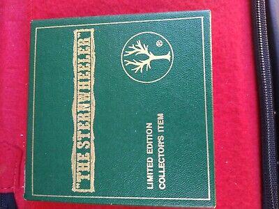VINTAGE BOKER SOLINGEN GERMANY 280 LTD 1975 THE STERNWHEELER POCKET KNIFE