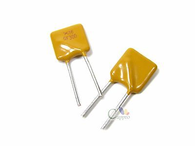 150pcs 3a 30v 3000ma Polyswitch Resettable Fuse Poly Switch Fuses Polyfuse