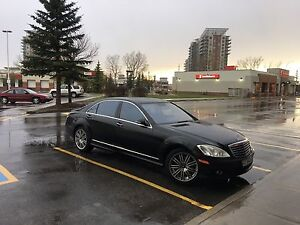 2007 MERCEDES-BENZ S550 REDUCED PRICE