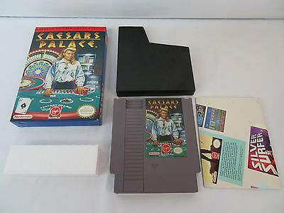 Caesars Palace  Nintendo Entertainment System  Nes