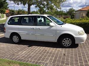 Great Family Wagon! 2005 Kia Carnival Wagon Sinnamon Park Brisbane South West Preview