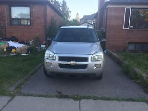 2005 Chevrolet Uplander certified and Etested $2000