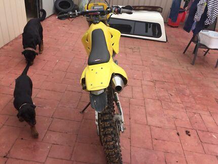 Suzuki DRZ400 swap for roadbike