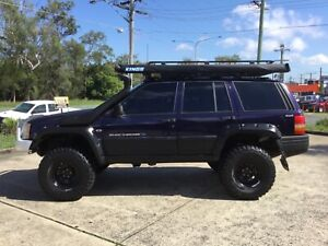 1998 Jeep Grand Cherokee SUV Underwood Logan Area Preview