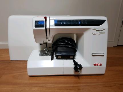 Inner Sydney NSW Sewing Machines Gumtree Australia Free Local Inspiration Elna 3005 Sewing Machine