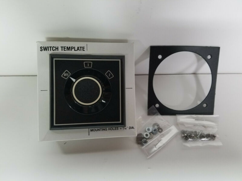 Rotary 2 Position Thermocouple Selector Switch OSW3-2