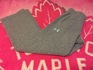 Under armour sweats for girls size M