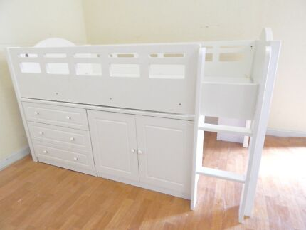 King single loft bunk bed SYDNEY DELIVERY & ASSEMBLY AVAILABLE