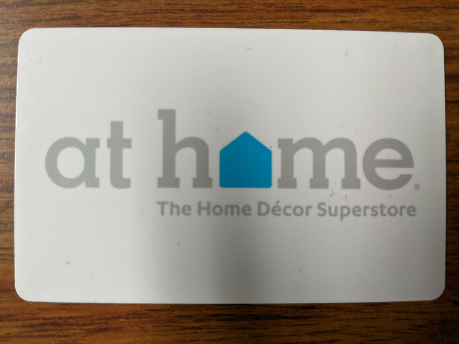 235.00 At Home Gift Card Merchandise Credit BALANCE 235.00 - $200.00