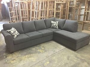 L Shape Sectionals Wholesale Price  Kitchener / Waterloo Kitchener Area image 1