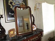 QUAINT TIMBER ORNATE MIRROR Clear Island Waters Gold Coast City Preview