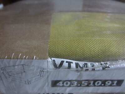 Ikea Vimle Bezug für Sofa Eckelement Sitzelement Orrsta gold-gelb 403.510.91