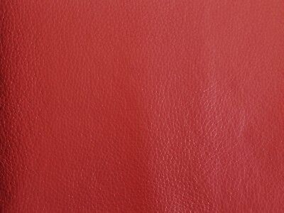 Queen Red Leather look Vinyl Futon Mattress Cover, Bed Prote