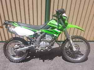 2009 Klx250s klx 250 four stroke lams swap or cash Blackburn Whitehorse Area Preview