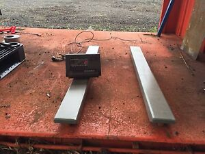 Weigh bars, pallet scales cattle scales Palmwoods Maroochydore Area Preview