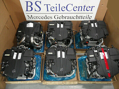 Mercedes Motor ML GLE 400 W166 GLS 400 komplett Engine 276821 276 821 发动机 エンジン