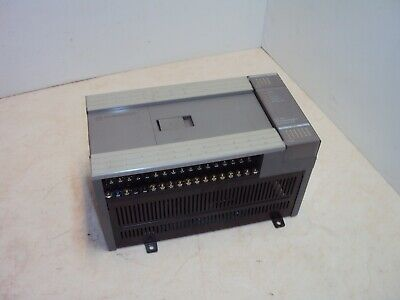 Allen Bradley 1747-l40a Slc 500 Plc Ser. C Frn-6 40 Io 24 In16 Out