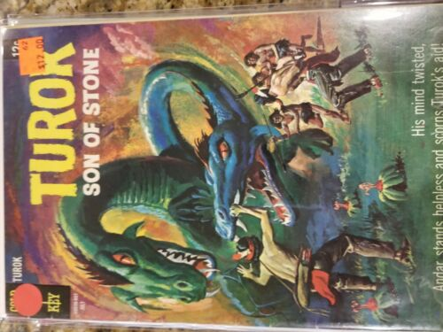 Turok Son of Stone Lot of 12  62-73